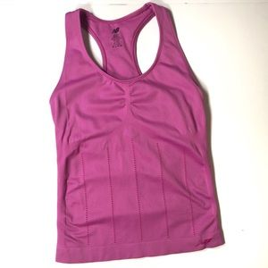 New Balance Active Workout Pink Tank Built in Bra